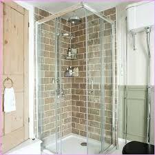 tile shower enclosure ideas home design for very small room photos