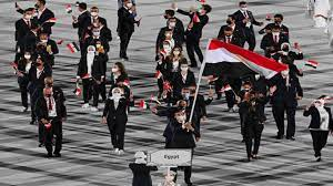 الألعاب الأولمبية الصيفية 2020.. أبرز صور البعثات العربية بطوكيو 2020