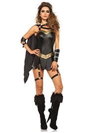 black amazon warrior.  Warrior Leg Avenue Womenu0027s 3 Piece Dark Warrior Costume Black Large And Black Amazon
