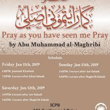 Pray as you have seen me Pray Workshop