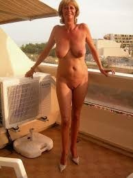 Nude mature british women