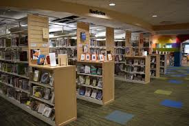 common library shelving