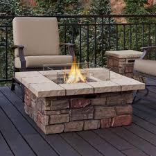 propane patio fire pit. Fire Pit Vent 13w Brick Facade Propane Patio Table Images E
