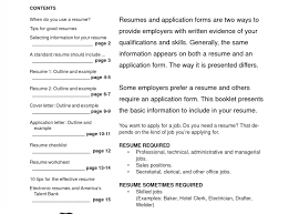 Make A Resume Free Online How To Write Objective For Resume Easy Steps On Curriculum Vitae 63
