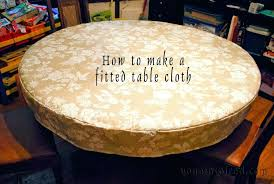 fitted table cloth we fitted round tablecloths plastic