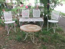 1950s patio furniture 253 best vintage garden furniture images on