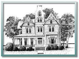 historic house plans. Antique Queen Anne House Plans Historic A