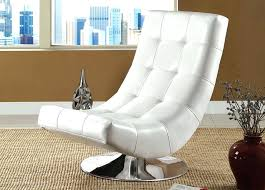 modern white accent chair modern swivel accent chair white christopher knight home modern round white bonded modern white accent chair
