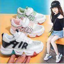 Giày thể thao bé gái kiểu dáng thời trang thoáng khí, phong cách học sinh -  TT83 [ĐƯỢC KIỂM HÀNG] 31829545 - 31829545 | Giày thể thao bé gái