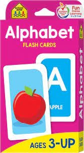 Alphabet flash cards in our collection of abc flash cards, you have a few options to choose from. School Zone Alphabet Flash Cards Walmart Com Walmart Com