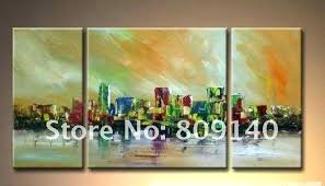 paintings for office walls. Artwork For Office Walls Abstract Oil Painting Large . Paintings