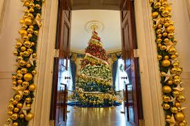 Small Picture Inside the 2015 White House Christmas Decorations Created by