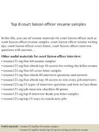 Immigration Officer Sample Resume Adorable Court Officer Resume Engneeuforicco