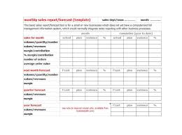 format of a management report 45 sales report templates daily weekly monthly salesman