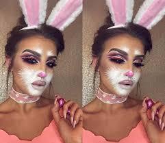 cute rabbit makeup for best makeup ideas