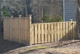 fence companies wilmington nc vinyl wood n85