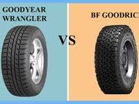 8 Best <b>Goodyear Wrangler</b> vs BF Goodrich images in 2020 ...