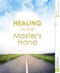 Healing Design Book Vector Book Cover The Healing Process In The Hands Of God