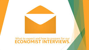 how to prepare for your economist interview at amazon how to prepare for your economist interview at amazon