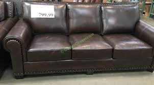 attractive costco leather sofa intended for plaza top grain and loveseat costco now this is a