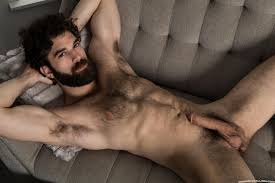 Watch gay hairy men have sex