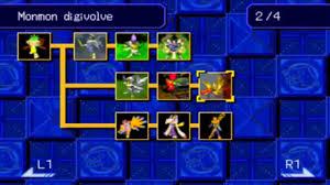 Digimon World Championship Digivolution Chart Digimon World 2003 Maxed Monmon Complete Digivolution Tree 1080p