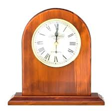 modern desk clocks modern desk clock clocks mantle clock in golden oak modern desk clock and