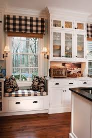 farm kitchen decorating ideas. Delighful Farm Checked Curtains Is One Of Those Things That Would Work For Farmhouse Style  Nicely With Farm Kitchen Decorating Ideas Z