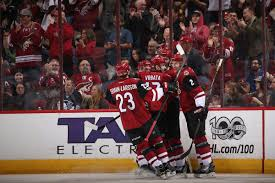 Arizona Coyotes Pull Out Victory Over Pittsburgh Penguins In
