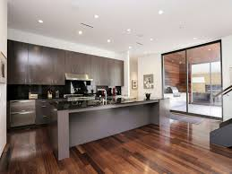 Multi Wood Kitchen Cabinets Architecture Modern Kitchen Multi Generational Family Home By