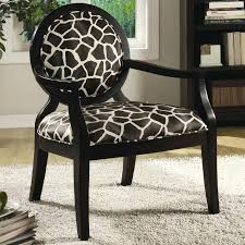 leopard print chair animal print accent chair leopard print dining chair covers