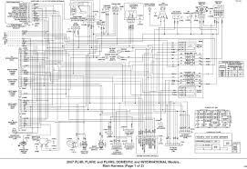 harley davidson police wiring diagram harley image i have a 2009 police tach installed on a 2007 road king works on harley davidson wiring diagram