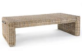 marvelous rattan coffee table plans seagrass wicker round rowico maya rectangular with st