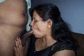 Tamil chennai aunty blowjob