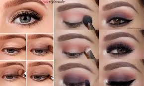 10 easy step by step makeup tutorials