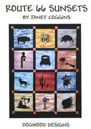 Route 66 quilt | Quilts | Pinterest | Route 66 and Craft & Route 66 Pattern with Appliques pre cut with fusible Adamdwight.com