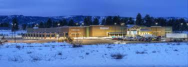 Walmart Colorado Springs Walmart Pagosa Springs Shames Construction