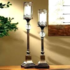 floor standing candle holders tall floor standing candle holders floor candle stands floor candle holders large