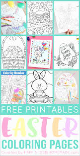 Oriental Trading Coloring Pages Spring Pretty Free Easter Coloring