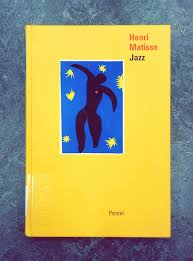 the cover of henri matisse s jazz
