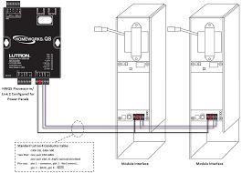 homeworks qs wiring guidelines Lutron Grafik Eye Wiring-Diagram Lutron Homeworks Wiring Diagram #43