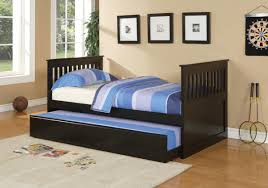 ... Good Looking Kid Bedroom Decoration With Children Trundle Bed Frame :  Gorgeous Image Of Bedroom Decoration ...