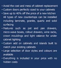 service and installation kitchen saver london ontario sarnia