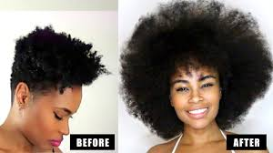 how to grow natural hair long fast 3