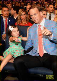 peyton manning kids. Peyton Manning\u0027s Kids Mosley \u0026 Marshall Are So Cute! (Photos) Manning ,
