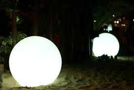 outdoor lighting balls. Wireless Magic Led Ball Light Outdoor Balls Lighting L