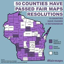 Support Fair Voting Maps Wisconsin Democracy Campaign