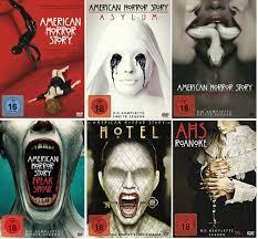 American Horror Story Staffel 1-6 ...