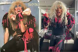 Blazzes Hair Design Thirroul Dee Snider Dons Stay Hungry Outfit To Help Australias