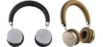 pioneer bluetooth headphones. pioneer unveils new wireless bluetooth headphones with nfc | what hi-fi? \u0026 speakers pinterest headphones,